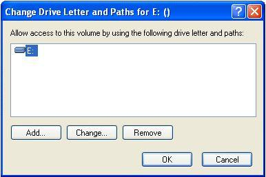 easeus how to give a letter to harddrive